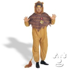 Cowardly Lion from The Wizard of OZ costume idea