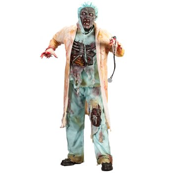 Adult Psycho Zombie Doctor costume idea
