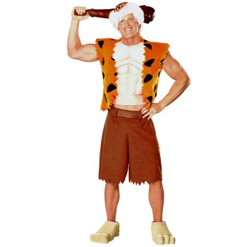 Bamm-Bamm Adult Men's costume idea