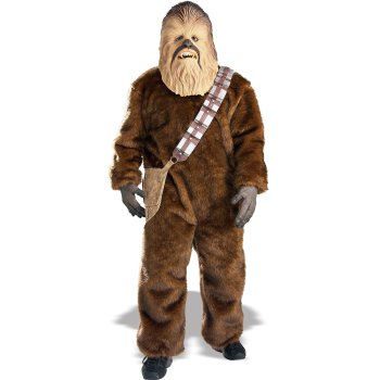 Chewbacca Adult Men's costume idea