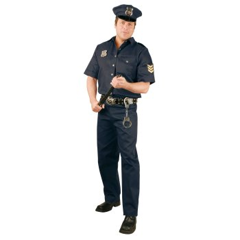 Police Officer Plus Size costume idea