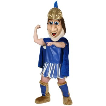Trojan Warrior costume idea