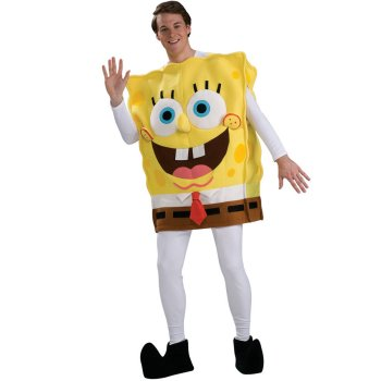 Spongebob Squarepants Adult Men's costume idea