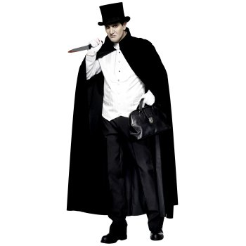 Adult Jack The Ripper costume idea