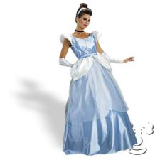 Cinderella Disney Adult Women's costume idea