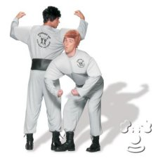 Hans and Franz Adult Funny costume idea