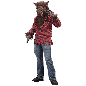 Wolf Man Werewolf Adult Classic costume idea
