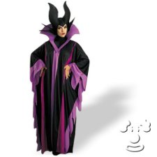 Maleficent the Evil Queen from Disney's Sleeping Beauty Adult Women's costume idea