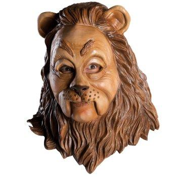 Cowardly Lion of Wizard of Oz Mask costume idea