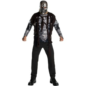 Terminator 4 T600 Movie costume idea