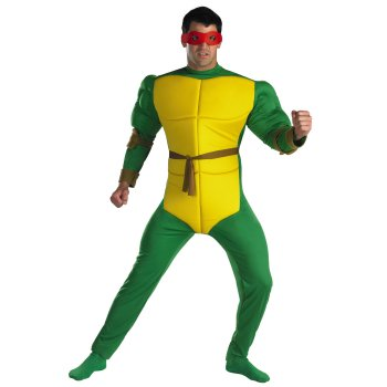 Raphael of Ninja Turtles TV costume idea