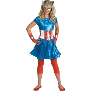 Captain America Childrens TV costume idea