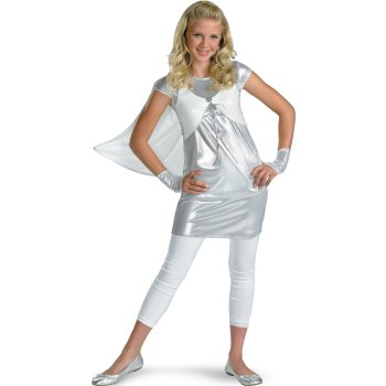 Emma Frost of Marvel Comics Childrens Movie costume idea