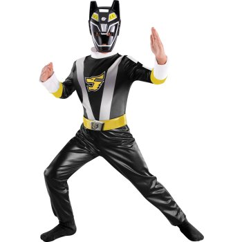 Black Ranger of Power Rangers Disney costume idea
