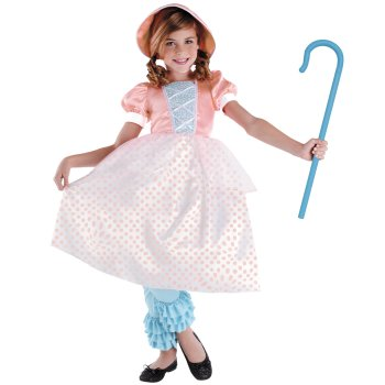 Bo Peep of Toy Story Disney costume idea