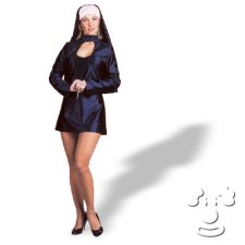 Sexy Catholic Nun costume idea
