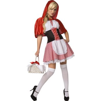 Red Riding Hood TV costume idea