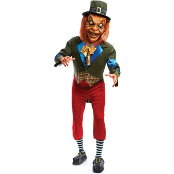Leprechaun Horror costume idea