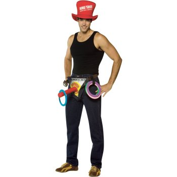 Ring Toss Funny costume idea