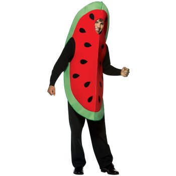 Watermelon Slice Funny costume idea