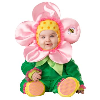Flower Infant Baby costume idea