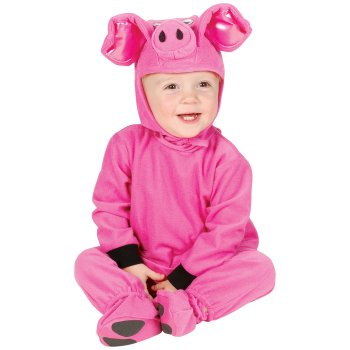 Pig Infant Baby costume idea