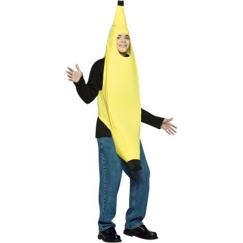 Banana Teen costume idea