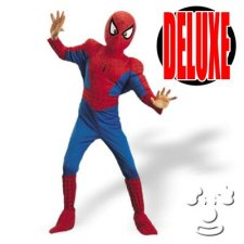 Spiderman Kids costume idea