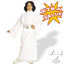 Princess Leia from Star Wars Kids costume idea