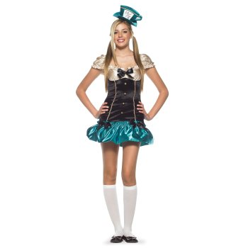 Tea Party Hostess Teen costume idea