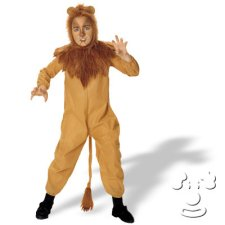 Cowardly Lion from Wizard of Oz Kids costume idea