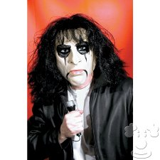 Alice Cooper Rockstar costume idea