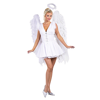 Angel Adult Classic costume idea