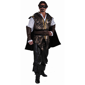 Don Juan Spaniard Mens costume idea