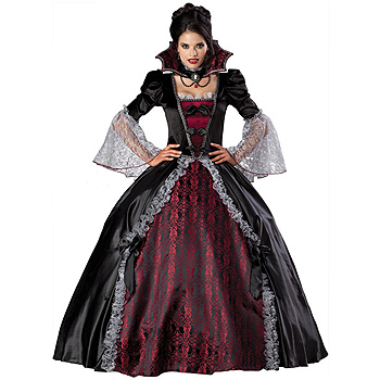 Adult Victorian Lady Deluxe costume idea