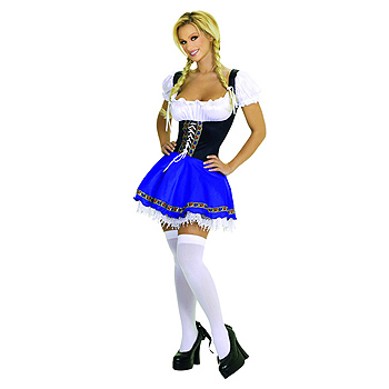 Tavern Wench Adult Classic costume idea