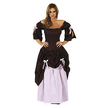 Renaissance Lady Adult costume idea