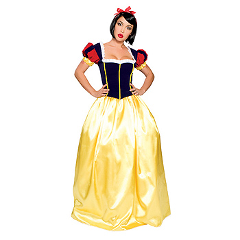 Womens Snow White Adult costume idea