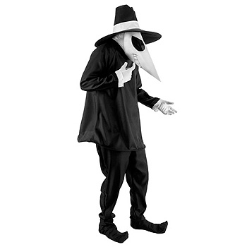 Black Spy vs Spy MAD Adult costume idea